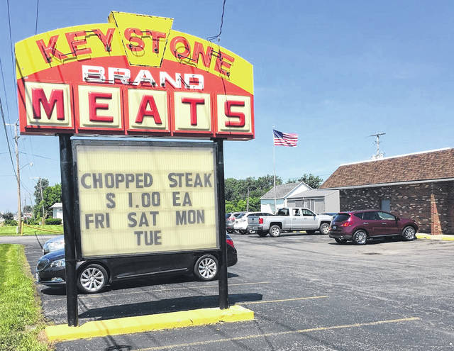 Keystone Meats, 3585 Harding Highway, Lima, is growing its business.