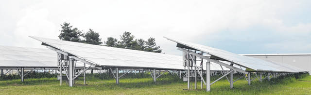 Solar panels were recently installed by Third Sun Solar in Athens, at the Bethel Engineering-Equipement company, 13830 McBeth Road, and are expected to be in full operation by the end of the third week of July.