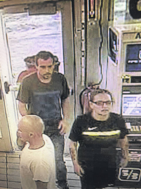 Acso Searching For Couple Passing Counterfeit Bills - The -7068