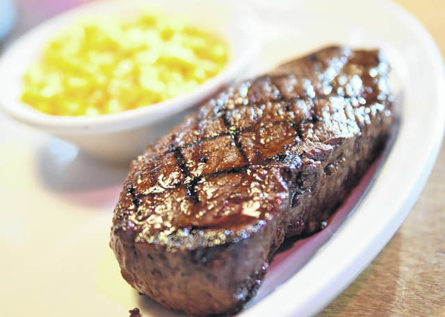 Texas Roadhouse has made it easy to feel comfortable ordering steak, as the customer knows the cut and temperature will be right where it should be.