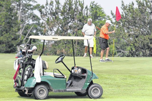The Men's City Golf Championship was held at Colonial Golfers Club last year.