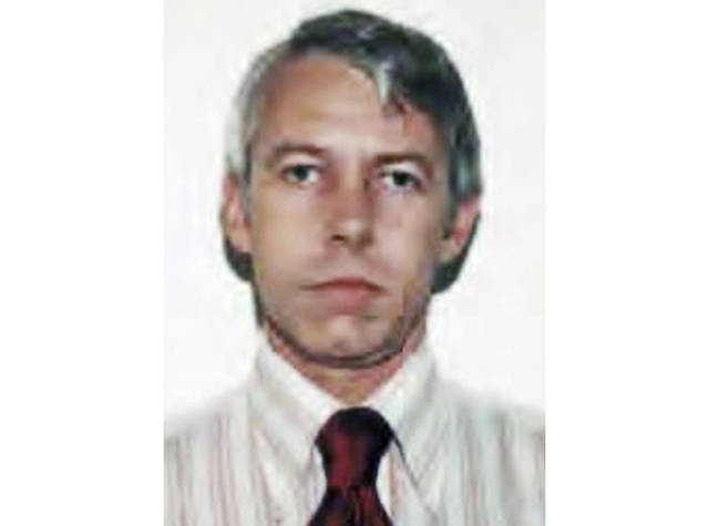 FILE – This undated file photo shows a photo of Dr. Richard Strauss, an Ohio State University team doctor employed by the school from 1978 until his 1998 retirement. The list of Ohio State officials said to have known of alleged sexual abuse by Strauss has continued to grow, based on interviews of former students and student-athletes, and lawsuits filed on their behalf, in July and August 2018. The doctor's death in 2005 was ruled a suicide. (Ohio State University via AP, File)