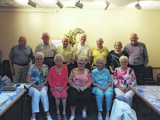 The Lima Central High School class of 1949 held its 69th reunion at Casa Luau restaurant on Friday, Aug. 17th.