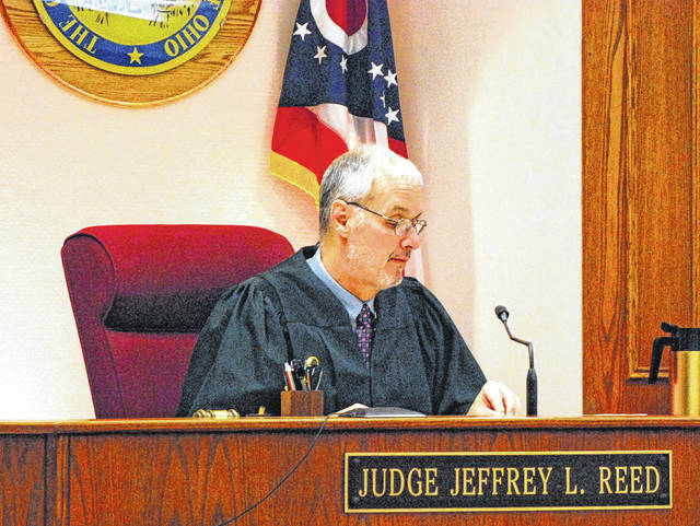 Allen County Common Pleas Court Judge Jeffrey Reed must sometimes deal with uncooperative or reluctant witnesses in his courtroom.