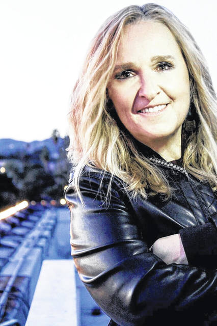 """Melissa Etheridge, who will perform in Lima on Tuesday, still loves to get on stage, she said. """"When I start 'Come To My Window' and the audience is going crazy, that makes me so happy that I'm a part of their life. That is something that we share is this song, and it means so much to them that they get so excited when I play it."""""""