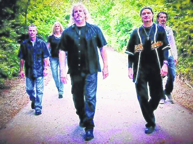 New Frontiers, The Definitive Journey Tribute Band, will perform free at the Allen County Fair.