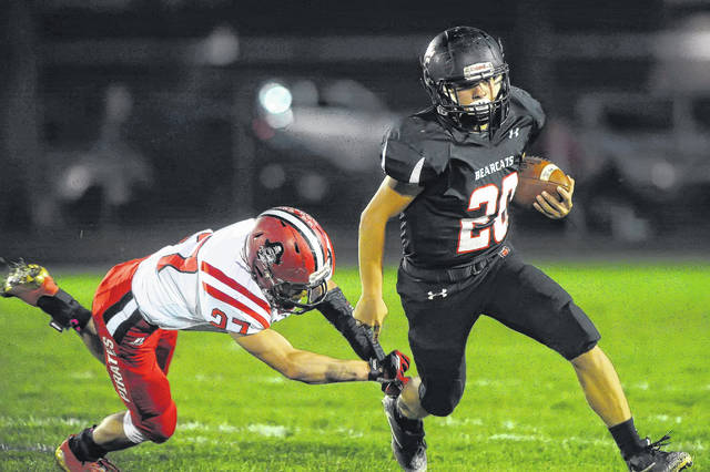 Spencerville's Joel Lotz returns to Bearcats at running back after a season where he rushed for 805 yards and 13 touchdowns in 12 games.