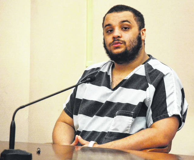 Trey Ackles, 22, of Lima, was sentenced Tuesday to seven years in prison for his role in a drive-by shooting earlier this year in Lima. Ackles' attorney, John Fisher, told the court that his client had received numerous death threats after testifying in February at the murder trial of Cory Jackson, who was convicted in the shooting death of Amari Gooding. Allen County Common Pleas Court Judge Jeffrey Reed could not contain his frustration at the frequent shooting incidents in Lima of late and took that frustration out on the defendant.