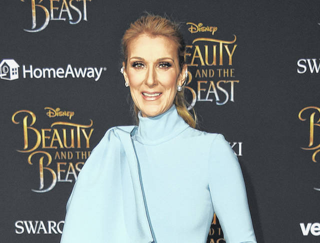"Celine Dion arrives at the world premiere of ""Beauty and the Beast"" in March 2017 in Los Angeles. Dion announced she will end her Las Vegas residency next year. She plans to leave Caesars Palace in June 2019."