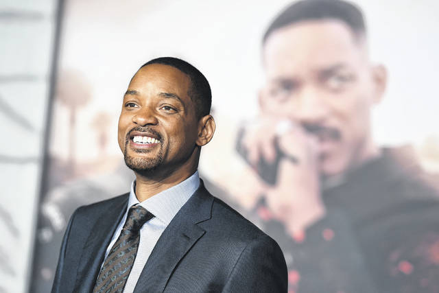 "Will Smith arrives at the U.S. premiere of ""Bright"" in Los Angeles in December. When Smith turned 50 on Tuesday, he bungee-jumped from a helicopter over a gorge just outside Grand Canyon National Park. His birthday activity is the latest in a vast history of outrageous stunts staged in and around one of the world's seven natural wonders."