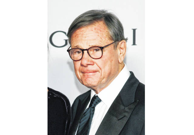 "Michael Ovitz attends the Elton John AIDS Foundation's 25th Anniversary Gala in New York. Ovitz recently published his memoir ""Who Is Michael Ovitz?"" Bill Murray joined Ovitz on Wednesday for the book's promotion at the 92nd Street Y in Manhattan."