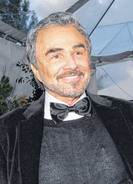 "FILE - In this Jan. 27, 2008 file photo, Burt Reynolds appears in Los Angeles. Reynolds, who starred in films including ""Deliverance,"" ""Boogie Nights,"" and the ""Smokey and the Bandit"" films, died at age 82, according to his agent."