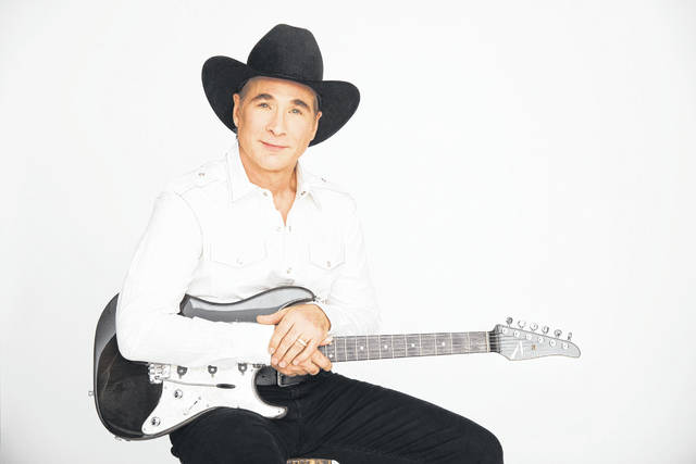 Clint Black will be in concert Thursday at Veterans Memorial Civic Center.