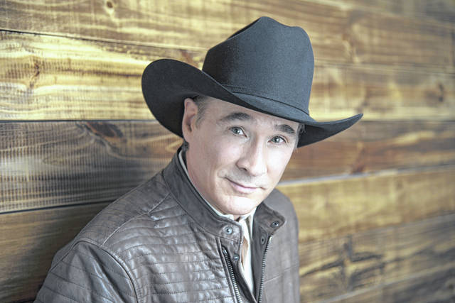 Clint Black will be in concert Thursday night at Veterans Memorial Civic Center, Lima.