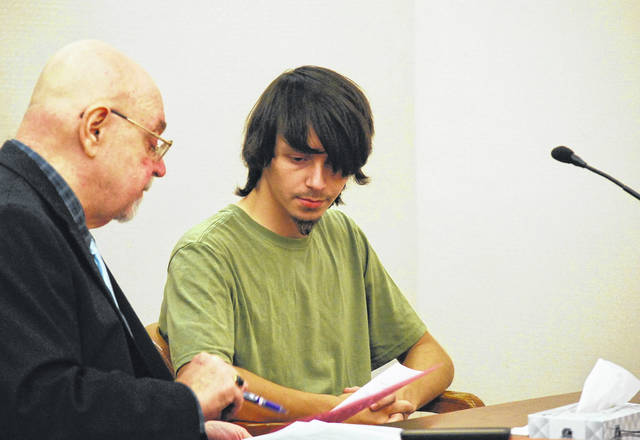Cody Fuller, 21, of Lima, on Wednesday accepted a deal from prosecutors and pleaded guilty to two counts of gross sexual imposition. Fuller was indicted last year by an Allen County grand jury for rape and sexual battery. He will be sentenced Oct. 17.