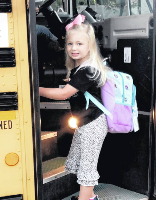 Sending your daughter off to school for the first time can be tough.