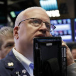 Stocks surge, recovering some recent losses; Dow climbs 547