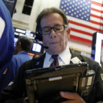 Stocks erase most of early losses after huge gain; IBM sinks