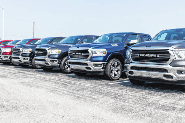 The Ram 1500 pickup is consistently a top-selling truck in the U.S. Buyers have found truck prices on the uptick in recent years.