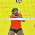 Bath moves on in volleyball