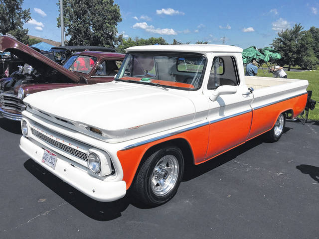 Bob Sibold of Lafayette found this 1966 Chevy C-10 Pickup in Oregon.