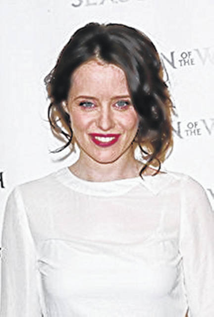 Claire Foy … as Janet Armstrong