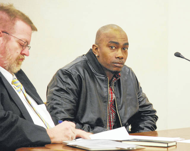 Cory Clair, 40, of Lima, accepted a deal from prosecutors Thursday and pleaded guilty to a charge of aggravated assault. a fourth-degree felony. A grand jury in August indicted Clair on a second-degree felony charge of felonious assault for his attack on Lima resident Kenneth Daniels Sr. in July.