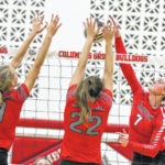 Columbus Grove advances in volleyball