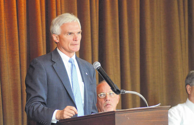 Rep. Bob Latta runs through some of the state and national issues that could be affected by the 2018 midterm elections.