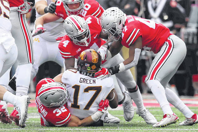 OSU leans on passing attack for victory