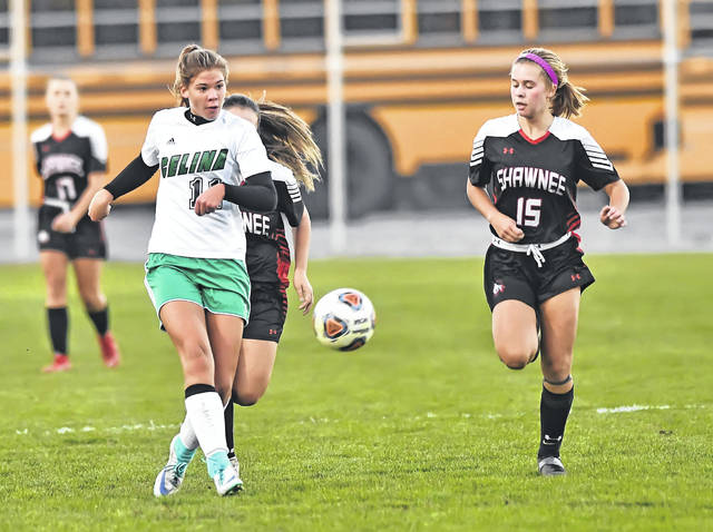 Celina rallies past Shawnee in girls soccer sectional
