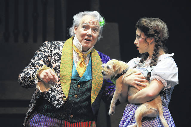 """""""The Wizard of Oz"""" will take the stage Saturday night."""