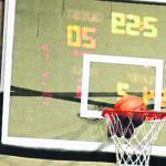 Live high school basketball scoreboard