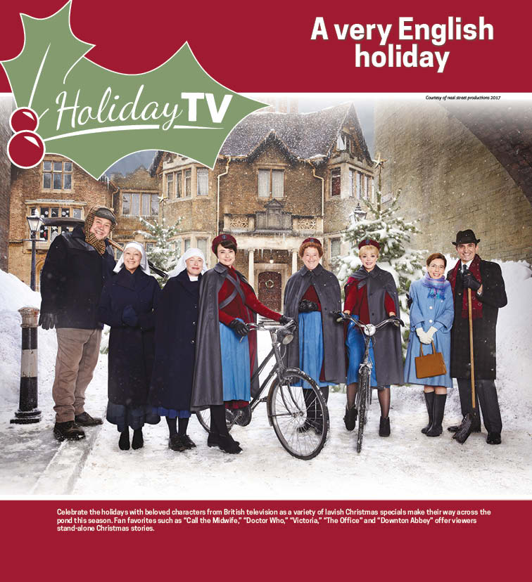 Holiday TV Listings