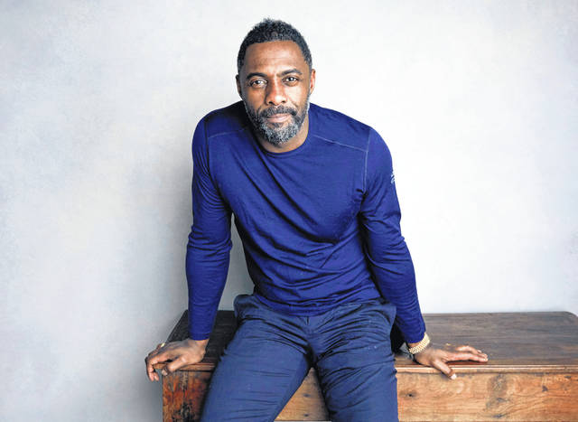 "Actor-director Idris Elba poses for a portrait in January to promote his film ""Yardie"" at the Music Lodge during the Sundance Film Festival in Park City, Utah. On Monday, Elba was named Sexiest Man Alive by People magazine."
