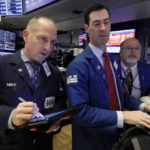 Stocks edge higher on Wall Street after 2 days of big losses