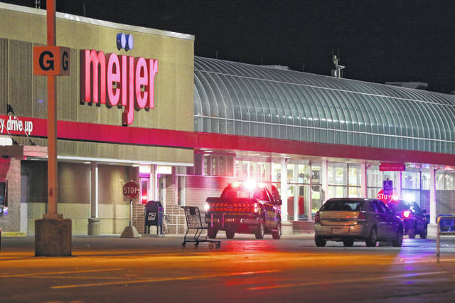"The Allen County Sheriff's Department responded to a ""suspicious package"" at Meijer on Allentown road late Sunday evening."