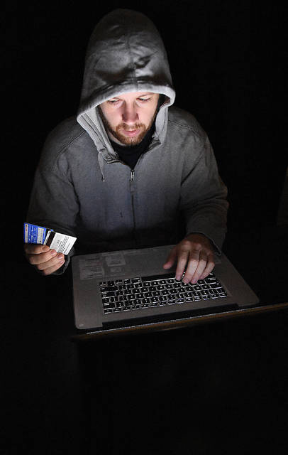 With online shopping ramping up for the holidays, authorities are cautioning the public that identity thieves are eager to gain access to Social Security, credit card and bank account numbers to rob people of their money online.