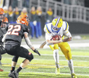 Marion Local's big plays doom Coldwater