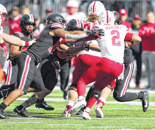 Ohio State survives scare from Nebraska