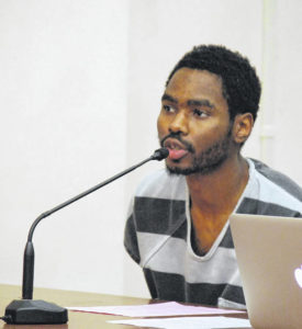 Lima man pleads to reduced charge of robbery