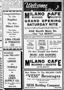 Reminisce: Making the Milano Club