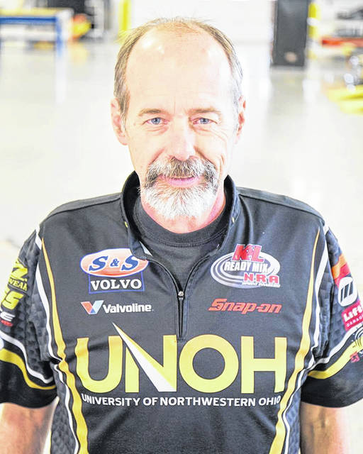 Mike Streicher is being inducted into the National Midget Auto Racing Hall of Fame. He is an instructor at the University of Northwestern Ohio.