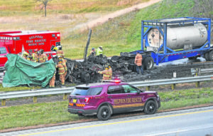 Identities released of two killed in fatal crash near Delphos