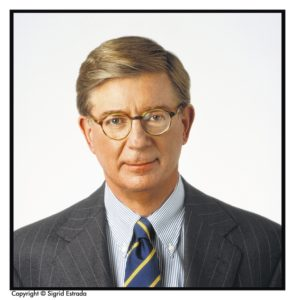 George Will: Ample servings of amusement