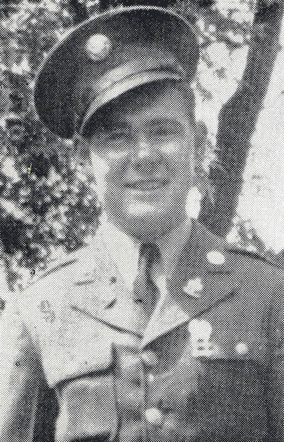 Private First Class Marvin L. Paglow
