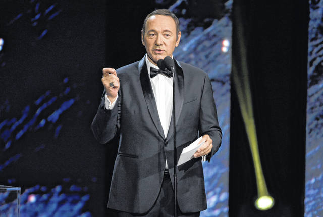 Kevin Spacey to be charged with indecent assault, posts freaky video