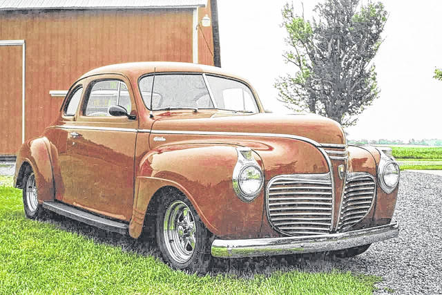 <strong>No. 8: 1941 PLYMOUTH COUPE —</strong>Owned by Roger and Diane Horstman. They purchased it in 2000 and also own a 1965 Plymouth Sports Fury.