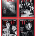 4 journalists, newspaper are Time's Person of the Year