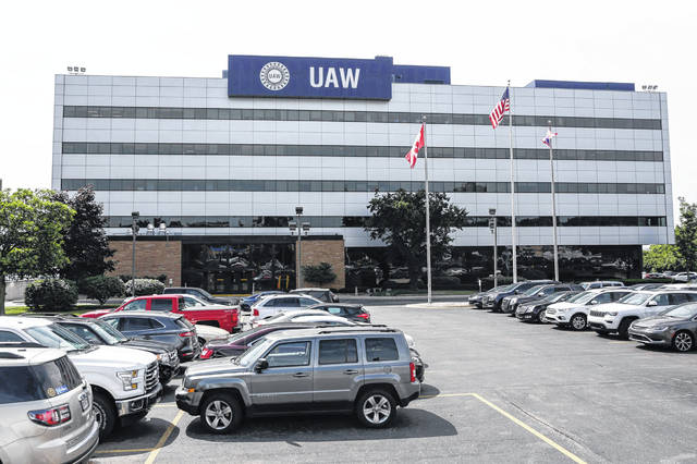 Officials inside the UAW headquarters, also known as Solidarity House, are anticipating difficult negotiations with automakers this summer. They've already said they're rebuilt the strike fund and aren't afraid to use it.
